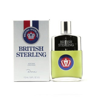 Dana British Sterling Men's 3.8-ounce After Shave