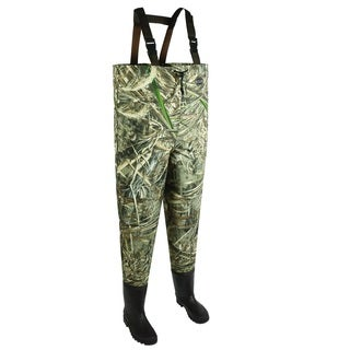Realtree Max Men's Allen Ridgeway 2-ply Bootfoot Wader (4 options available)