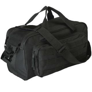 Allen Basic Black Nylon Detachable Shoulder Strap Ammo Bag