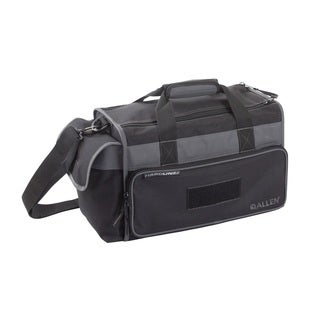 Allen Hardline Black and Grey Ironsides Shooting Bag