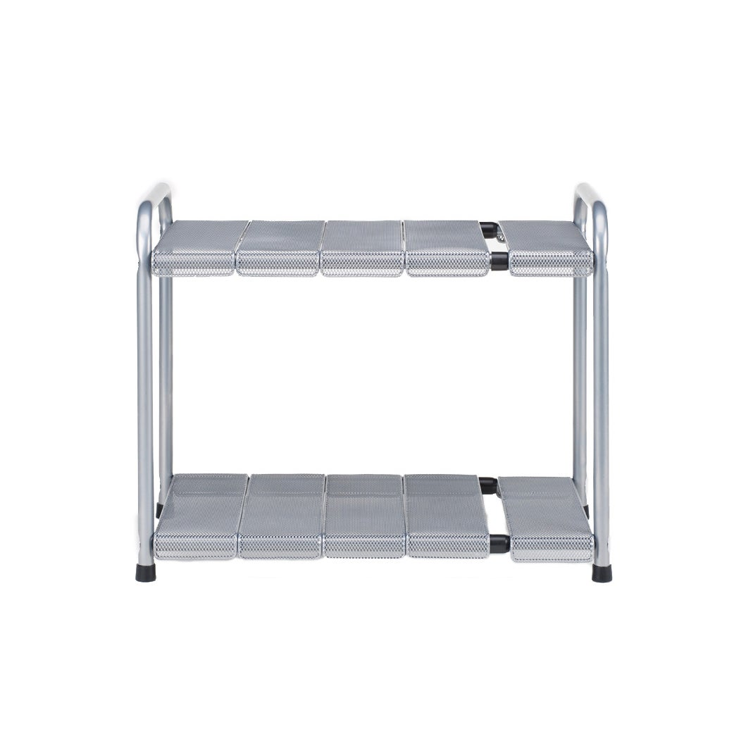 Seville Classics Steel Expandable Sink Shelf With Mesh Pa...