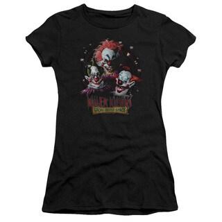 Killer Klowns From Outer Space/Killer Klowns Junior Sheer in Black in Black