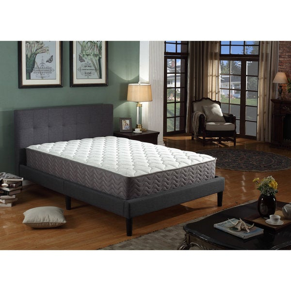 Shop Queen Size 12 Inch Innerspring Mattress Free