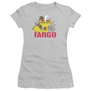 Fargo/WooDChipper Junior Sheer in Silver in Silver