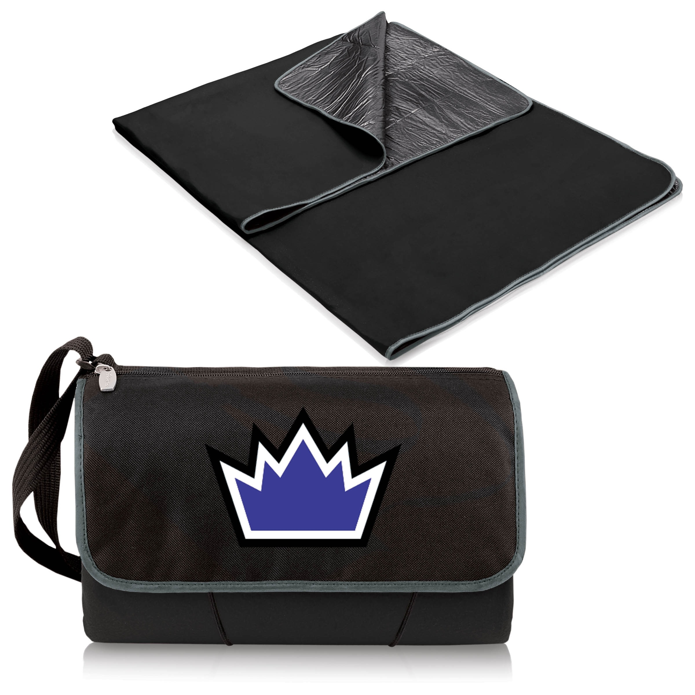 Oniva Picnic Time Sacramento Kings Blanket Tote (Black) (...