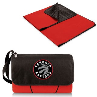 Picnic Time Toronto Raptors Red Polyester/Plastic Blanket Tote