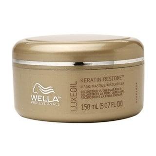 Wella Luxe Oil 5-ounce Keratin Restore Hair Mask