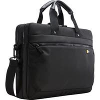 "Case Logic Bryker BRYB-115 Carrying Case for 15.6"" Notebook - Black"
