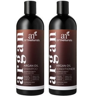 artnaturals Argan Oil 16-ounce Shampoo and Conditioner Set