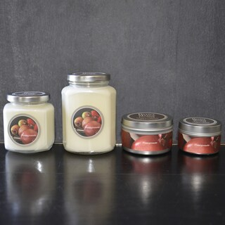Baxter Manor Pomegranate Candle