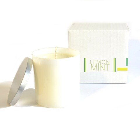 Baxtor Manor Fresh Garden Mint Candle