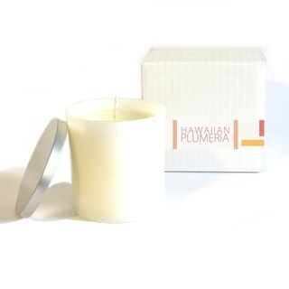Baxter Manor Plumeria Candle