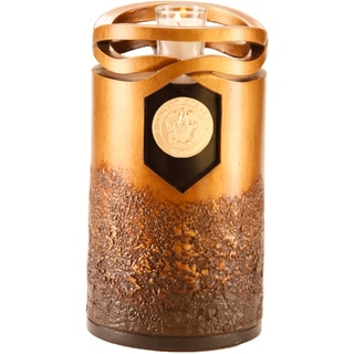 Infinity Bronze Resin Cremation Urn