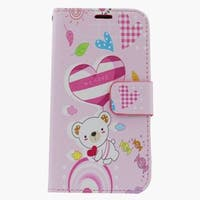 Insten Colorful Bear Leather Case Cover with Stand/ Wallet Flap Pouch/ Photo Display For Apple iPhone 6 Plus/ 6s Plus