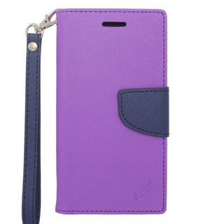Insten Leather Case Cover Lanyard with Stand/ Wallet Flap Pouch/ Photo Display For Apple iPhone 6/ 6s