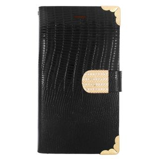 Insten Leather Case Cover with Wallet Flap Pouch/ Diamond For LG G4