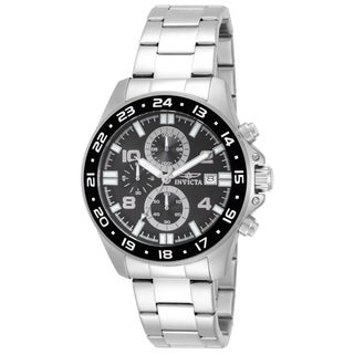 Invicta Men's 13864 Pro Diver Quartz Multifunction Black Dial Watch