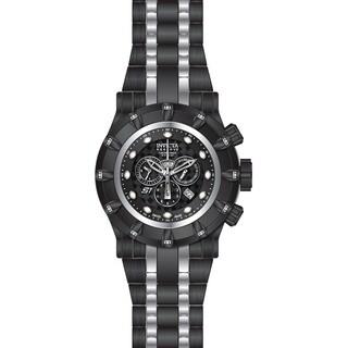 Invicta Men's 16760 Reserve Quartz Chronograph Black Dial Watch