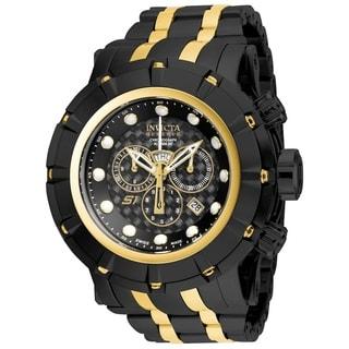 Invicta Men's 16950 Reserve Quartz Chronograph Black Dial Watch