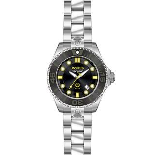 Invicta Men's 19797 Pro Diver Automatic 3 Hand Black Dial Watch