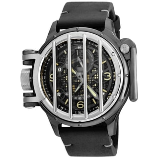 Invicta Men's 20260 Vintage Quartz Multifunction Black Dial Watch