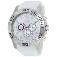 Invicta Men's 20295 Pro Diver Quartz Silver Dial Watch