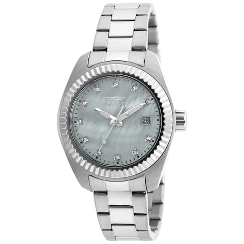 Invicta Women's 20351 'Specialty' Stainless Steel Watch