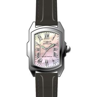 Invicta Women's 20456 Lupah Quartz 3 Hand White Dial Watch