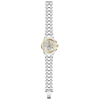 Technomarine Women's TM-215024 Manta Neo Classic Quartz Silver Dial Watch