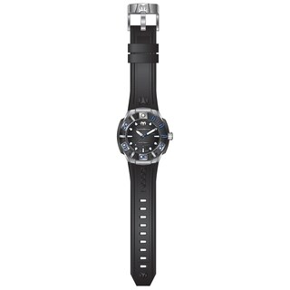 Technomarine Men's TM-515011 Black Reef Quartz Black Dial Watch
