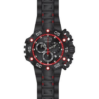 Invicta Men's 21604 Excursion Quartz Chronograph Black Dial Watch