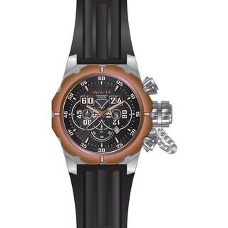 Invicta Men's 21631 Russian Diver Quartz Multifunction Black Dial Watch
