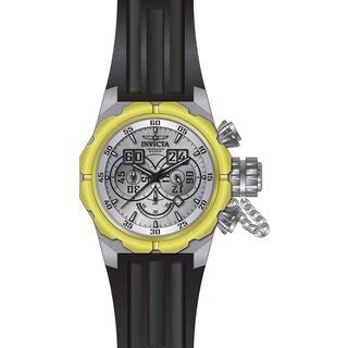 Invicta Men's 21678 Russian Diver Quartz Multifunction Silver Dial Watch