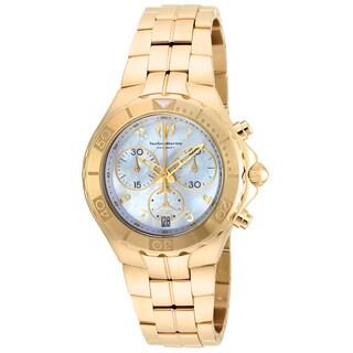 Technomarine Men's TM-715003 Sea Pearl Quartz White Dial Watch