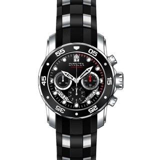 Invicta Men's 21927 Pro Diver Quartz Multifunction Black Dial Watch