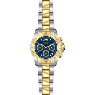 Invicta Men's 7115 Signature Quartz Chronograph Blue Dial Watch