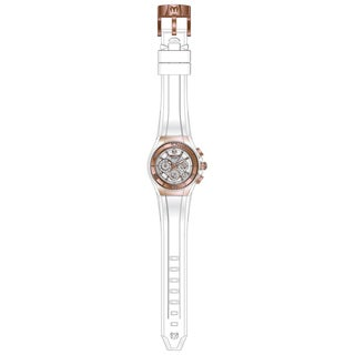 Technomarine Women's TM-115032 Cruise Star Quartz Chronograph Antique Silver Dial Watch
