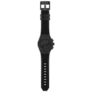 Technomarine Men's TM-115008 Cruise California Quartz Chronograph Black, Gunmetal Dial Watch
