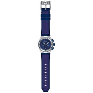 Technomarine Men's TM-115013 Cruise California Quartz Blue, Purple Dial Watch