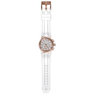 Technomarine Men's TM-115047 Cruise Star Quartz Chronograph Antique Silver Dial Watch
