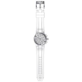 Technomarine Men's TM-115053 Cruise Original Quartz Chronograph Antique Silver Dial Watch