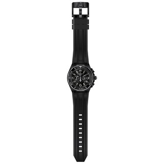 Technomarine Men's TM-115056 Cruise Night Vision Quartz Black Dial Watch