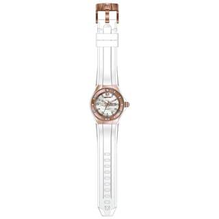 Technomarine Men's TM-115063 Cruise Monogram Quartz White Dial Watch