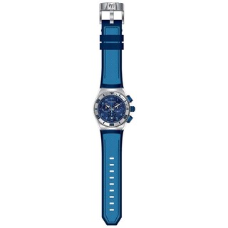 Technomarine Men's TM-115069 Cruise California Quartz Blue, Light Blue Dial Watch