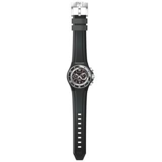 Technomarine Men's TM-115159 Cruise Sport Quartz Multifunction Black Dial Watch