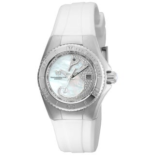 Technomarine Women's TM-115206 Cruise Dream Quartz White Dial Watch