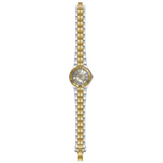 Technomarine Women's TM-715008 Sea Pearl Quartz 3 Hand White Dial Watch