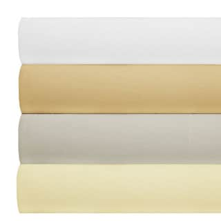 Cotton Blend 300 Thread Count 4-piece Sheet Set