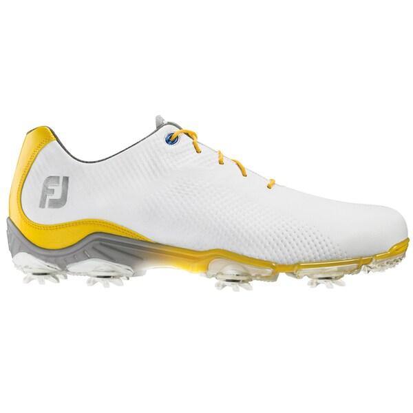 FootJoy DNA Golf Shoes 53474 2015  White/Yellow