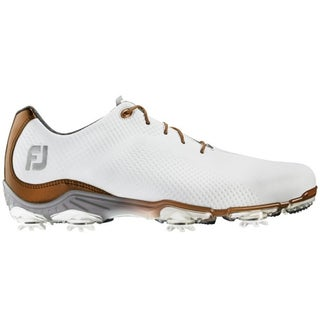 FootJoy DNA Golf Shoes 53474 2015 White/Bronze